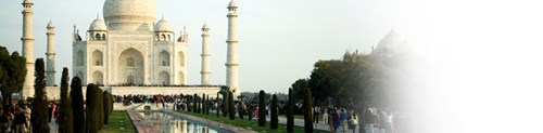 Image of Taj Mahal India